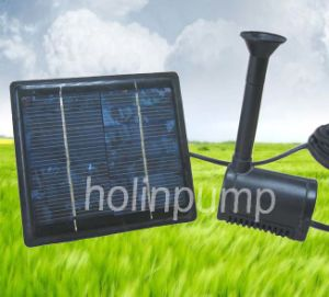 Submersible Pump Solar Fountain Water Pump (HL-SP-010) Water Pump List