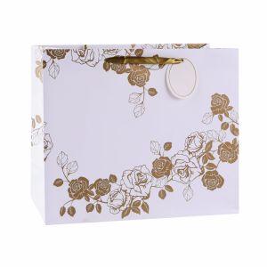 Шаблон расширительного бачка с сиреневыми вставками моды одежды подарок бумажных мешков для пыли