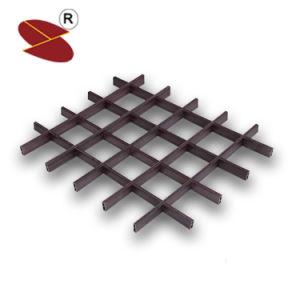 Китай оптовой дерева алюминиевая панель управления/ Decoractive зерна ячейки поверхности потолка