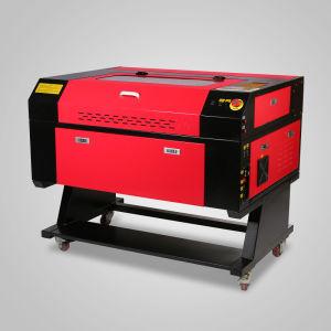 Kh750 лазерная установка 60W гравировка с роторным Moudle