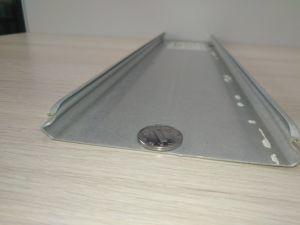 Materiale da costruzione del cappotto di alluminio acustico della polvere di prezzi di fabbrica