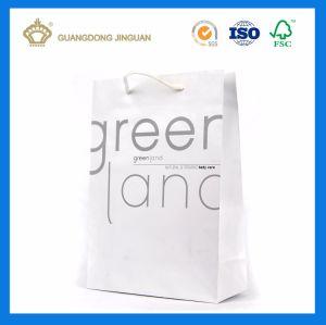 Impression couleur Emballage du papier Un sac de shopping avec La conception personnalisée