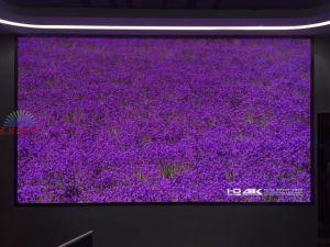 600mm * 337mm écran LED de 4K de bord P1.56 / Ultra Haute Définition avec affichage LED SMD LED Nationstar1010
