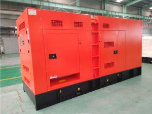 300kw silencieux générateur diesel pour la vente - Cummins Powered (GDC375*S)