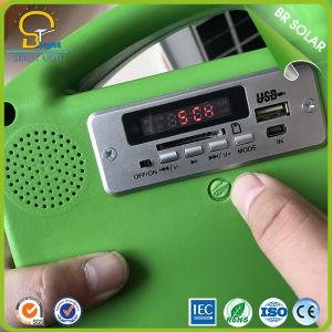 15W Accueil Système solaire portable avec radio