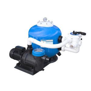 Premiers filtres de sable de piscine de support pour le traitement des eaux