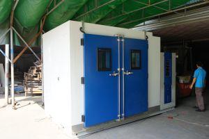 車のための温度の湿気制御環境試験部屋の大きい容量の歩行