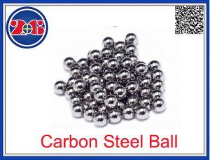 Bal 6.35mm van de koolstof Thermisch behandelde 300 Delen van de Bal van het Staal voor het Dragen