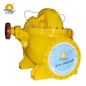Cas de fractionnement de la pompe de systèmes d'irrigation agricole de la machine