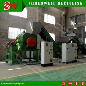 Используется оборудование для измельчения древесных отходов Recyle поддон/корень дерева/филиал