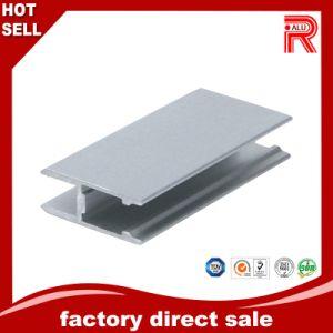 Los perfiles de aluminio extrusionado de aluminio/sala de ducha para el perfil de aluminio (RAL-252)