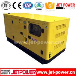 Fabricante, refrigerado por agua a 20kw a 25kVA generador de gas natural con carrocería
