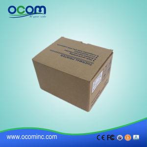 Ocpp-58z-U1 58mmの上昇温暖気流レシートプリンターは1d/2Dバーコードの印刷できる