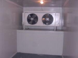 安い価格の低温貯蔵のためのプレハブの容器の家