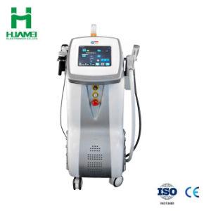 La Q passa l'unità del laser di Shr/IPL/Elight/ND YAG per rimozione IPL del tatuaggio della macchina di rimozione dei capelli