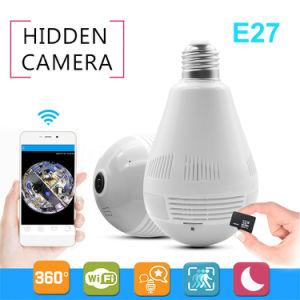 Wireless WiFi HD CCTV cámara panorámica de 360 grados
