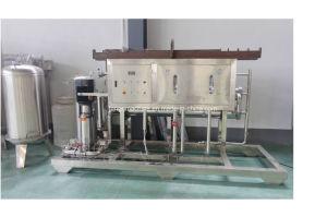 Strumentazione di trattamento delle acque del RO per la riga di riempimento imbottigliante