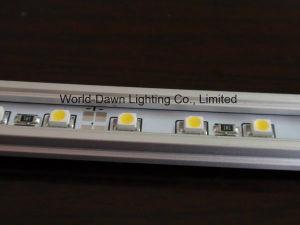 Dissipazione di calore eccellente per il profilo di alluminio del LED con il coperchio del PC
