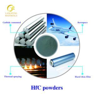 O carboneto de háfnio como forro Garganta Material da Matriz de carbono