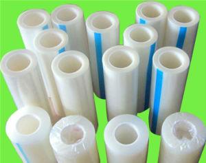 木の床かガラスを保護するためのPEの保護フィルム