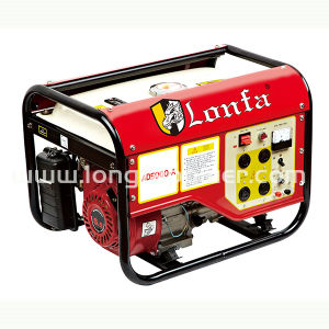 2.5kVA Kobal Type Small Portable Gasoline Generating Set con Price per l'Egitto