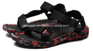La playa de la comodidad de los hombres zapatos Sandalia Sandalia de agua (956)