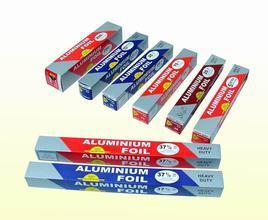 11 Microns 295mm de largeur du rouleau d'aluminium pour l'utilisation de pique-nique