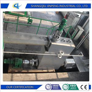 La basura de la tecnología de generación de energía para la pirólisis máquina