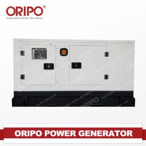 開いたOripoかCummins Engineが付いている無声ディーゼル発電機