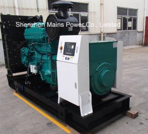 150Ква 120квт Cummins питания режима ожидания промышленный дизельный генератор генераторах