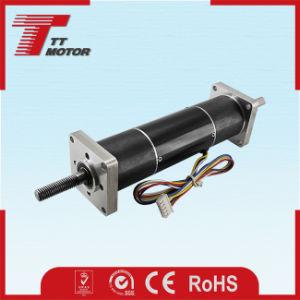 Instrumentos de la industria aeroespacial a baja velocidad de marcha el motor eléctrico DC sin escobillas