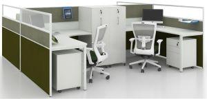 Estação de trabalho moderno mobiliário comercial de turismo de mobiliário de escritório Modular