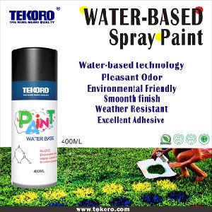 Water-Based Spray эмаль, эмаль аэрозольная краска, аэрозольная краска на водной основе