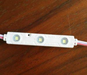 1.2W DC12V SMD 2835 ЭБУ системы впрыска светодиодный модуль с 3 светодиода для акрилового волокна