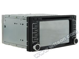 Witson aluguer de DVD com GPS para Subaru Silvicultor