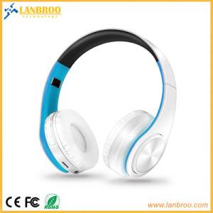 Stijl van de Hoofdband van de Stijl van de Hoofdtelefoon van Bluetooth van de Bestseller van Amazonië de Draadloze met Microfoon