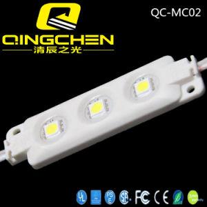 Modulo del modulo LED della pubblicità dell'insegna luminosa dell'iniezione IP65