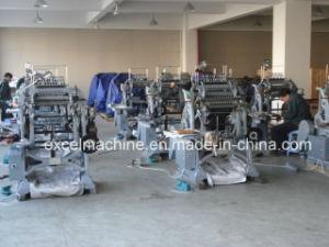 小冊子の糸の縫う結合機械(SX-01)