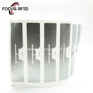 외국 Az-D 가냘픈 RFID UHF UHF915m 도서관 관리 전자 레이블 상감세공