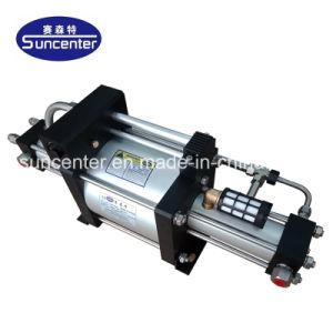 Suncenter 100 Psi-10000 psi de presión de gama alta de la bomba de pistón compresor de aire