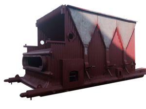 Één de Jaar Gewaarborgde In brand gestoken Stoomketel van de Bagasse Biomassa