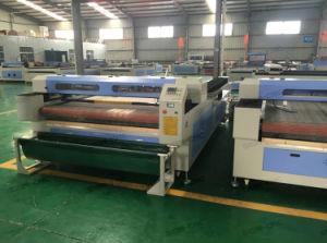 Alimentação automática de tecido laser de CO2/máquina de corte de têxteis 1630 para Pano Macio