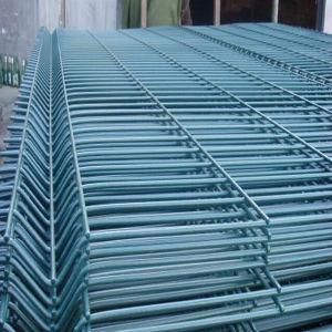FencingのためのPVC Welded Wire Mesh Panel