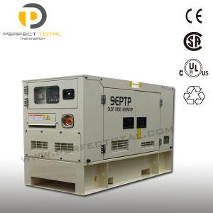 10 КВА звуконепроницаемых дизельных генераторных установках
