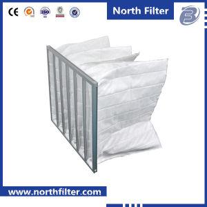 Fr779 G3 Sythetic HVAC fibre Sac filtre 4V
