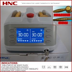 El alivio del dolor de mano fría masaje terapia con láser Dispositivo de masaje