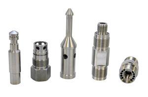 Pezzi meccanici CNC