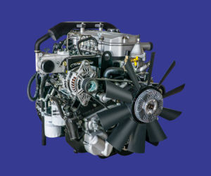 De gloednieuwe Dieselmotor Cy4102-Ce4n van het Voertuig Chaochai van de Waterkoeling