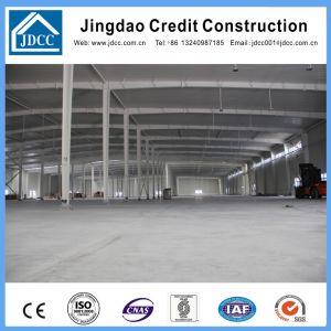 低価格の工場倉庫ライト鉄骨構造の建物