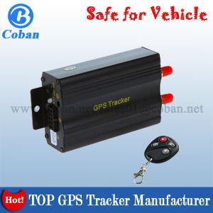 GPS Vehicle Tracker für Car/Fleet mit Engine Immobilizer, GPS Vehicle Tracker Original Real Manufacturer Coban GPS103/GPS103b